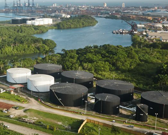Cámaras de Seguridad  – Zonas de Petróleo